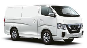 Nissan Urvan manual diesel van NV350